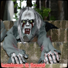 crawlingdoll, scary, screamingdoll, partyprop