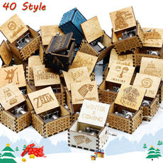 Box, musicbox, Christmas, Gifts