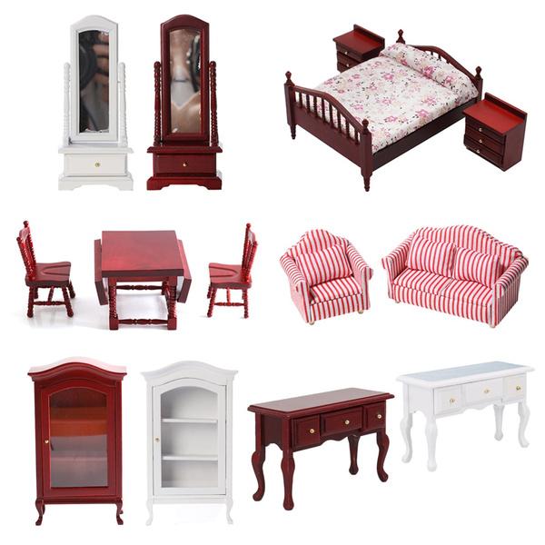 Mini, minitable, dollhousefurniture, Sofas