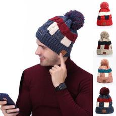 Headphones, Warm Hat, Fashion, women hats