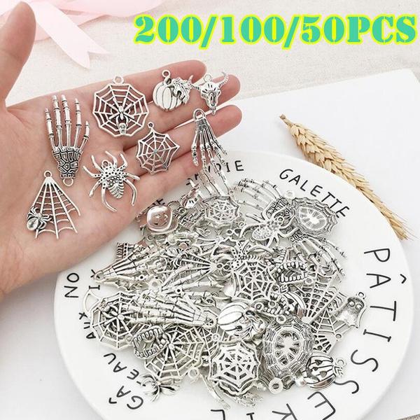 Jewelry, Jewelry Making, Halloween, diycraft