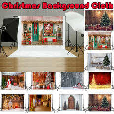 partybackgroundcloth, photographystudioset, Decor, christmasbackgroundcloth