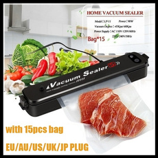 foodampkitchenstorage, foodsealer, automaticelectricseal, Cooking
