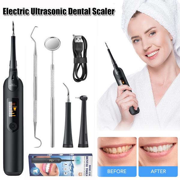 sonic, dentalcalculusremover, led, teethwhitening