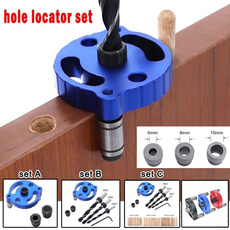 beechcentralholingposition, woodpanelholelocator, drilldriver, holingpositionmeasuringdrilling