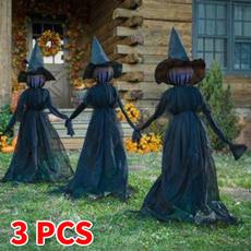 simulationwitchlight, Outdoor, Home Decor, Halloween