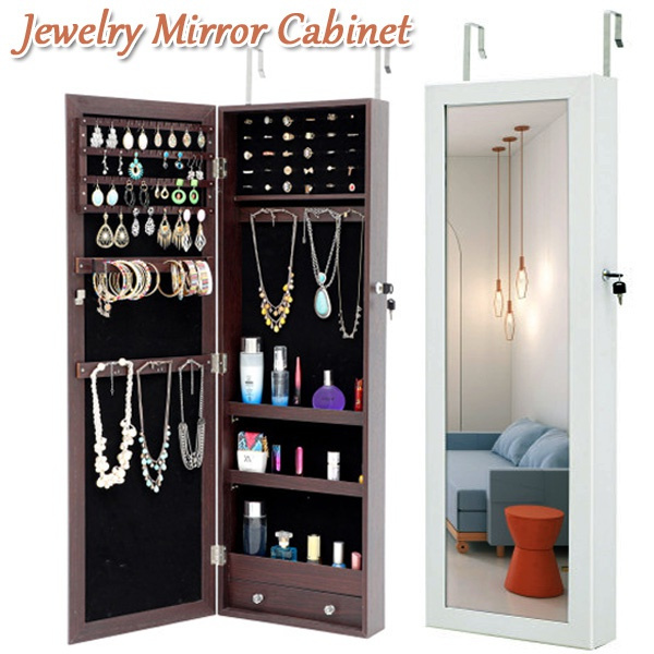 Box, Wall Mount, Fashion, Jewelry