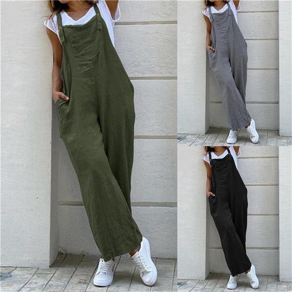 Fashion, Overalls, fashionladie, Women's Fashion