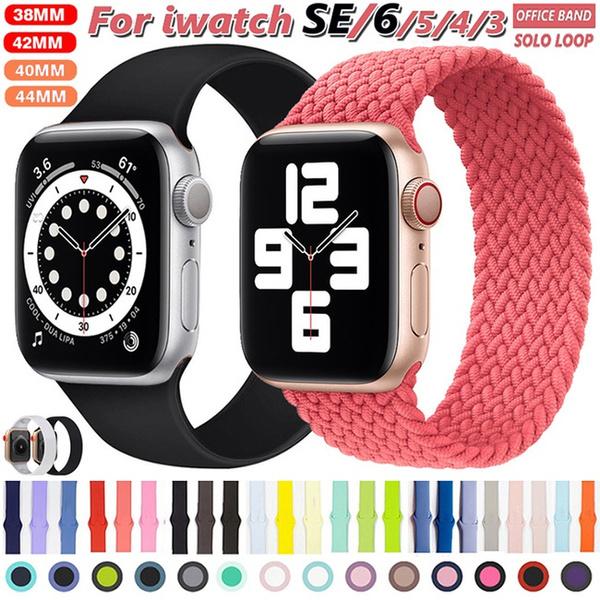 iwatchseries6band, applewatchbandsilicone, Apple, sportloop