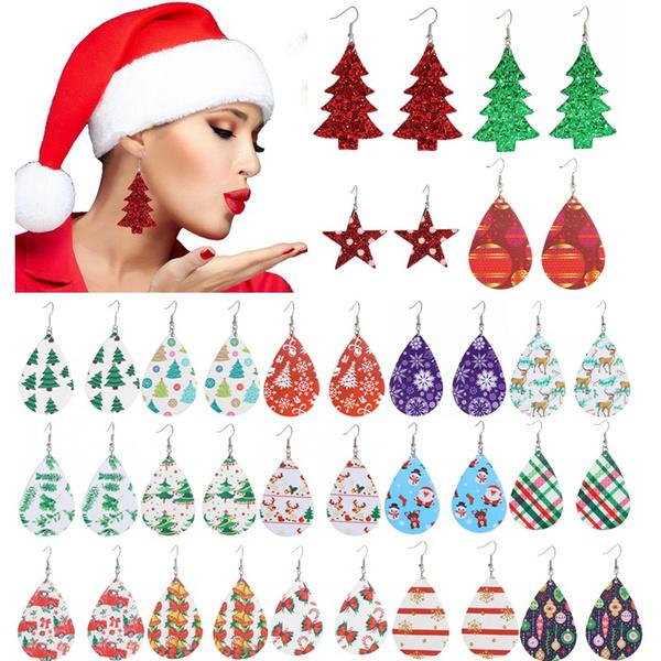 Fashion, Dangle Earring, Christmas, Gifts