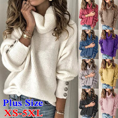 Plus Size, sweaters for women, Sleeve, Long Sleeve