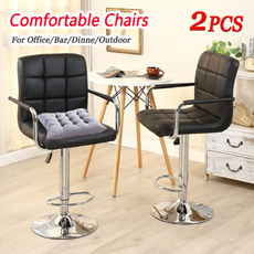 swivel, Cushions, barchair, leather
