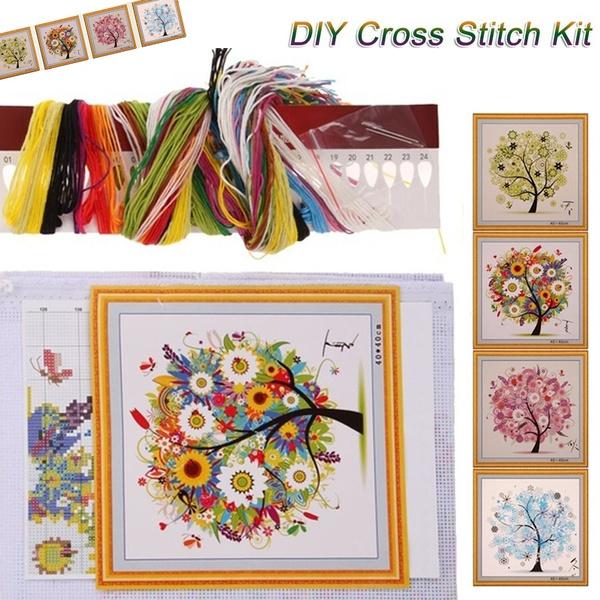 crossstitch, art, embroiderythread, embroiderykit