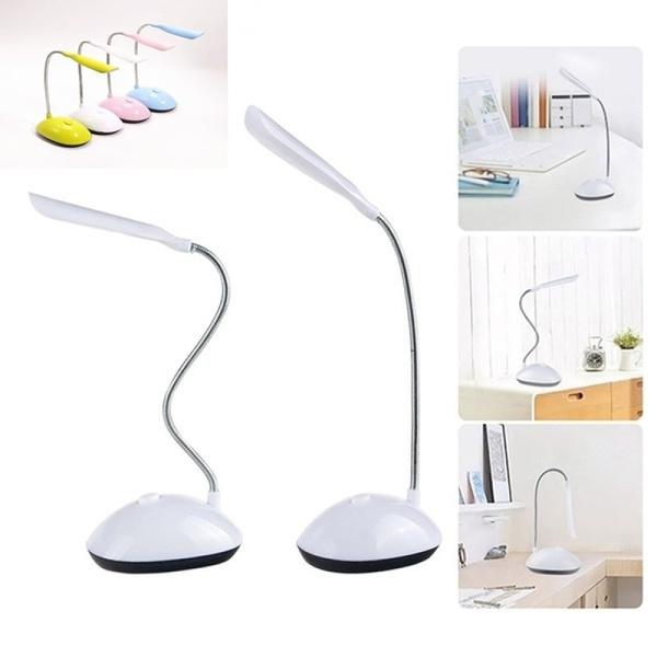 minitablelamp, led, foldabledesklight, Battery