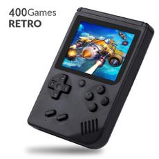 Mini, Console, portable, lcd