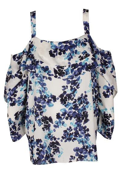 blouse, Blues, Fashion, Outerwear