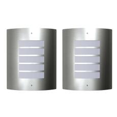 wallmountlinght, Steel, Outdoor, waterprooflight