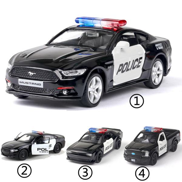 Dodge, carmodel, Toy, policecartoy