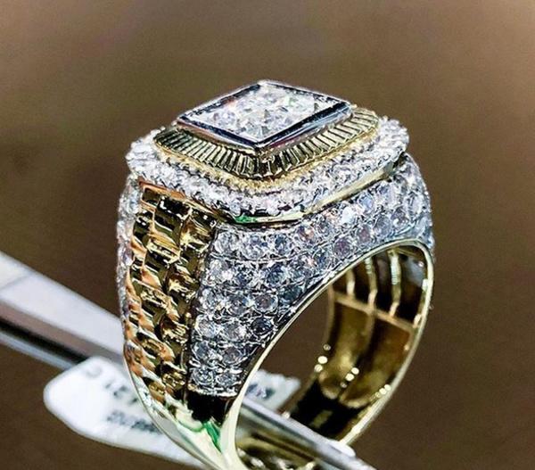 ringsformen, DIAMOND, Jewelry, gold