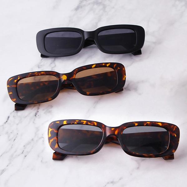 retro sunglasses, Fashion, Sunglasses, rectanglesunglasse