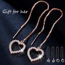 Heart, Tassels, Star, Jewelry