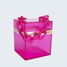 Box, Women, squareclutchbag, women purse