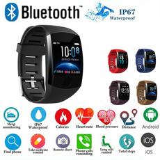 heartratemonitor, Heart, Touch Screen, Waterproof Watch
