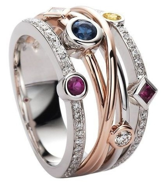 Fashion, gold, sterling silver, silver