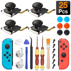 joystickcap, spare parts, nsgripscasefornintendswitch, screwdriverstool