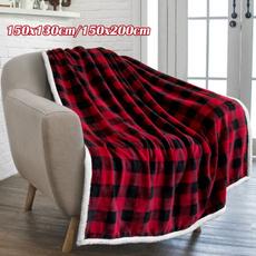 Fleece, warmblanket, bedblanket, Christmas