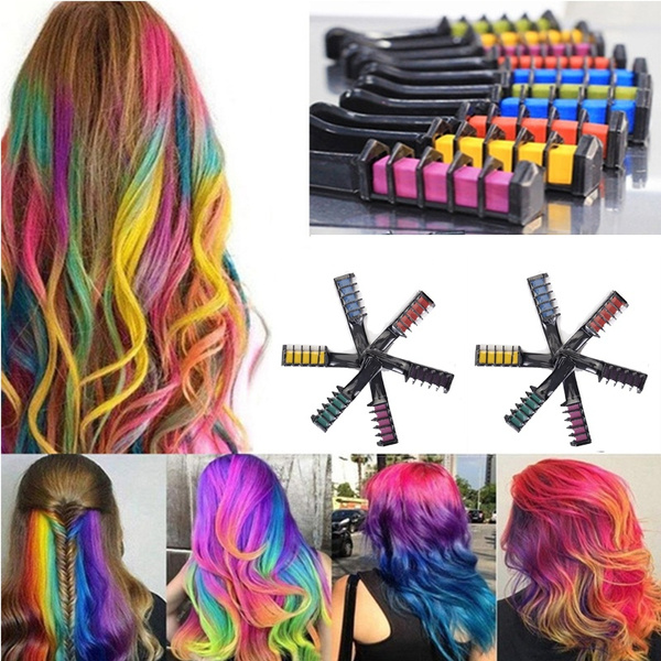 hairchalk, hair, Combs, Cosplay