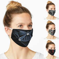 Helmet, Cotton, mouthmask, unisex