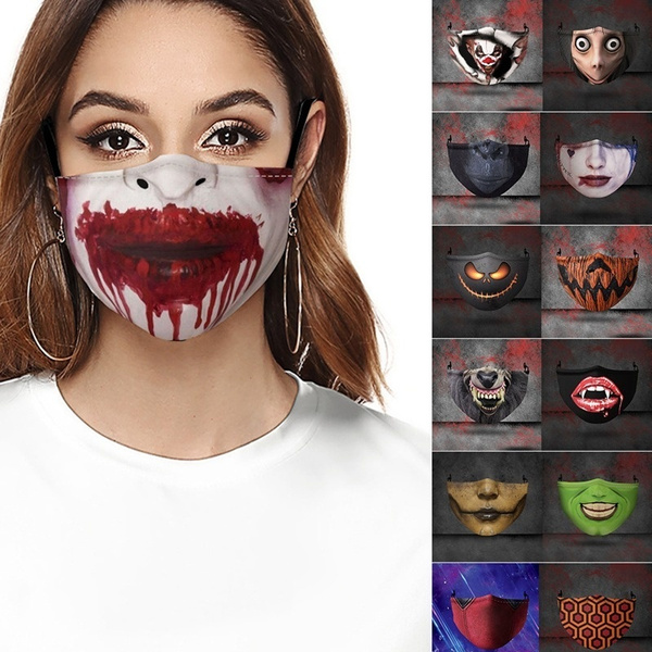 Funny, mouthmask, unisex, 3dprinted