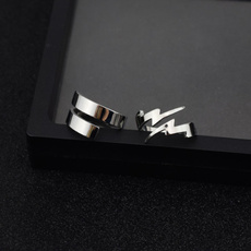 Punk jewelry, Fashion, Jewelry, Stainless steel ring
