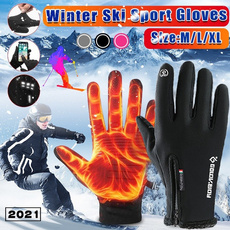 Touch Screen, Buitenleven, Winter, athleticglove