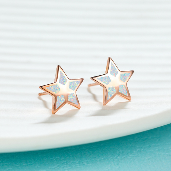 Fashion, Star, Stud, gold