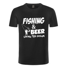 Fashion, Shirt, fish, Beer