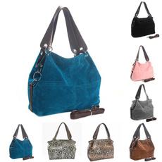Shoulder Bags, Capacity, Wallet, leather