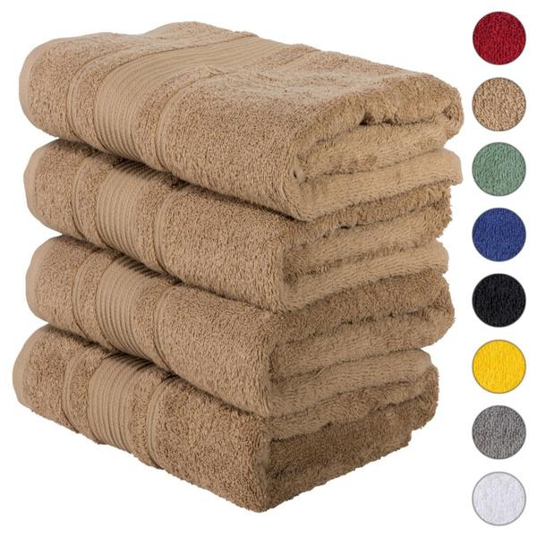 brown, Towels, turkish, Color