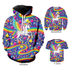 rainbow, horse, Fashion, cartoonrainbowunicornhorse