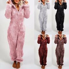 Home & Kitchen, Fleece, hooded, fur