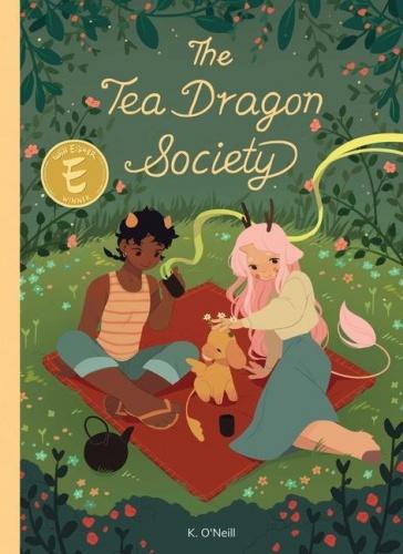 Tea, dragon