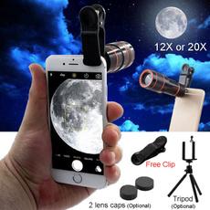 Telescope, Monocular, Mobile, Photography