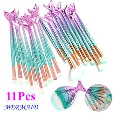 fishtailmakeupbrush, Eye Shadow, Fashion, mermaidmakeupbrush