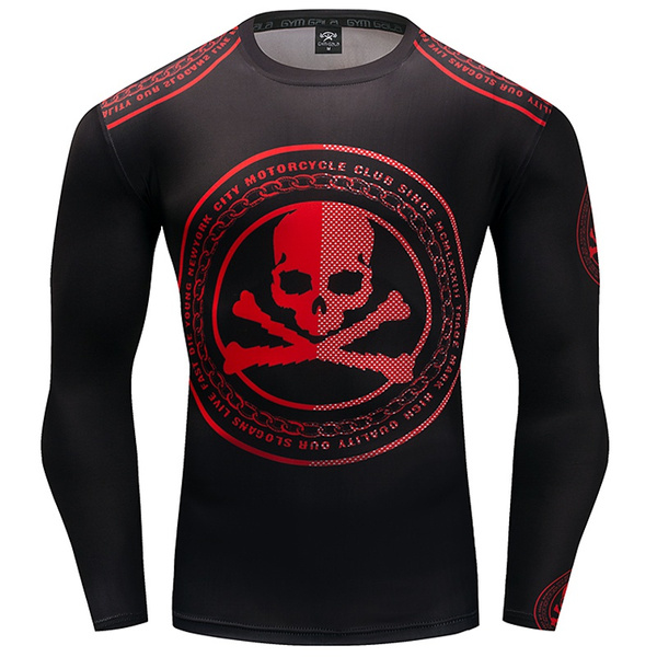 trainingshirt, printed, bodybuildingshirt, Sleeve
