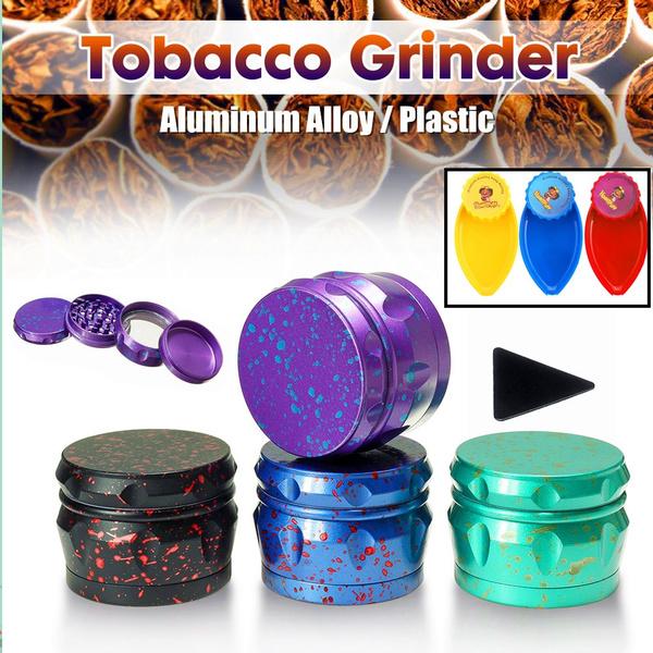 herbspice, Colorful, tobacco, pollengrinder