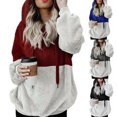 hooded, Pretty, Sleeve, Long Sleeve