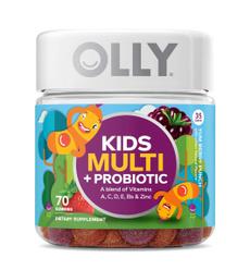 autolisted, gummy, probiotic, Multi