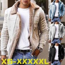 Turn-down Collar, motorcyclejacket, Fashion, fur