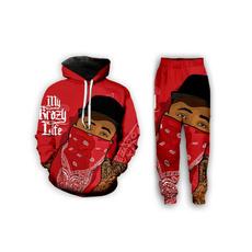 female3dprintingsuit, Fashion, 3D hoodies, pants